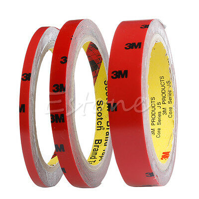 3M Durable Auto Truck Car High Strength Double Sided Foam Attachment Tape