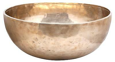 39Cm Tibetan Singing Bowl Percussion Buddhist Meditation Music Therapy 5800G