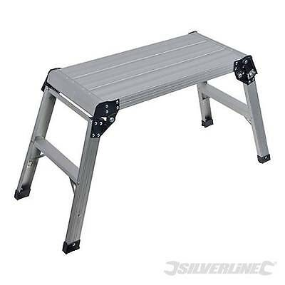Step-Up Platform 150kg Capacity Strong lightweight aluminium. 150kg capacity