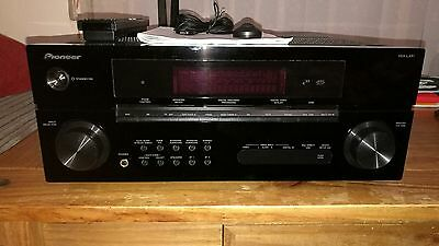 Pioneer VSX-LX51 7.1 150W/Ch Home Theater Receiver 1 Month Warranty