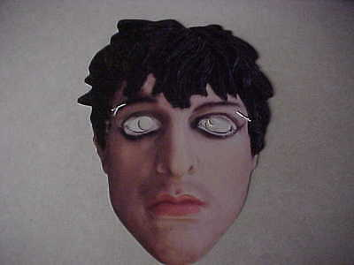 Green Day - Billy Joe Armstrong PROMO ONLY Mask EXTREMELY RARE brand new LOOK!!!