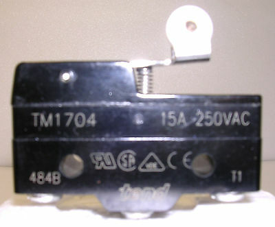 LIMIT SWITCHES  tend  TM1704