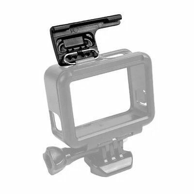 Replacement Backdoor Clip Lock Buckle for Gopro Hero 5 Black Camera Frame Case
