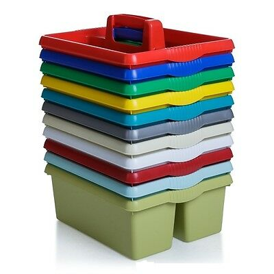 Wham Colourful Plastic Handy Kitchen Cleaning Tool Utility Caddy Storage Tidy