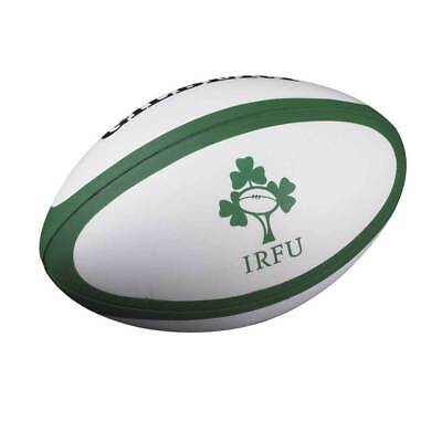 GILBERT Ireland rugby ball stress ball