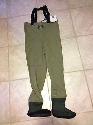 Orvis Women's Wader NWT Breathable Stocking Foot Fly Fishing Hunting Size S M