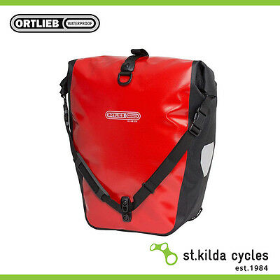 New Ortlieb Back Roller Classic (Pair) QL2.1 - Red