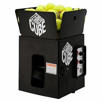 Tennis Tutor Tennis Cube - Professional Tennis Ball Machine [Net World Sports]