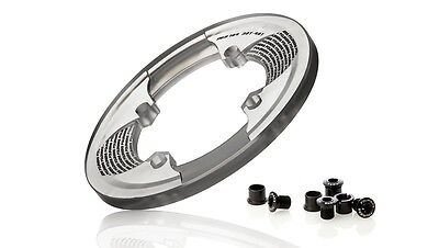 FOURIERS BCD104 Chainring Bash Guard Mountain Bike DH 4X FR Bicycle 30-40T S001