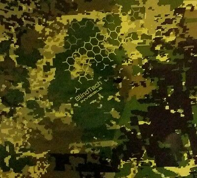 10Sq Ft. Hydrographic Water Transfer Hydrodipping Film Hydro Dip Digital Camo