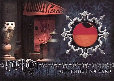 Harry Potter Goblet of Fire Update Chudley Cannons Poster P6 Prop Card 41/120