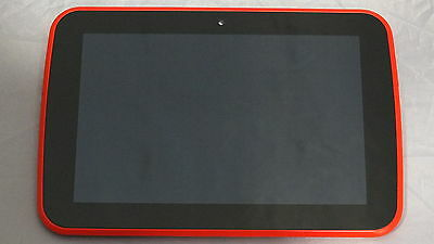 Tesco Hudl 1 Red Replacement Screen LCD + Touch Digitizer