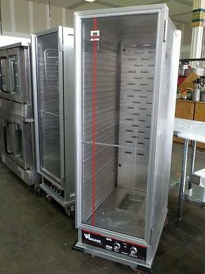 Wilder heated proofing cabinet with heat and humidity control