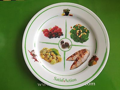 15 unit lot - Balanced food Plates for weight management