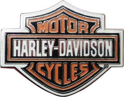 "Harley-Davidson Pin ""BAR+SHIELD"" Anstecker, Trademark, H-D-Logo *P302662*"