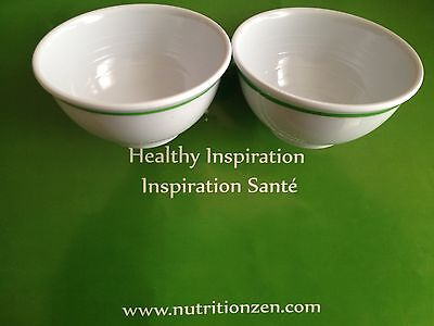 20 unit lot - Measuring Bowls for weight management or portion control