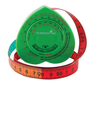 125 unit Lot _Body Measuring Tape with BMI Calculator - 4$ each unit
