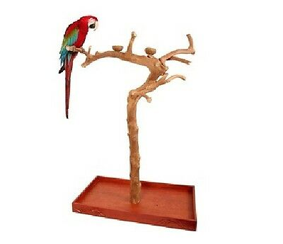Sky Java II Tree Large Parrot/Bird Multi Branch with stand