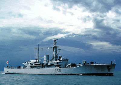 Hms Hermione - Hand Finished, Limited Edition (25)