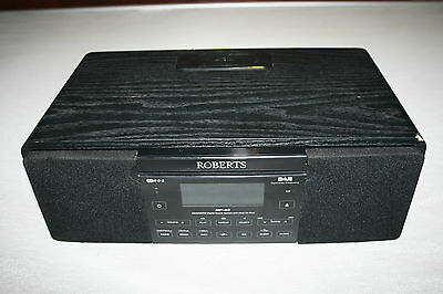 Roberts MP-Sound43 CD/DAB/FM Digital Sound System with Dock for Ipod