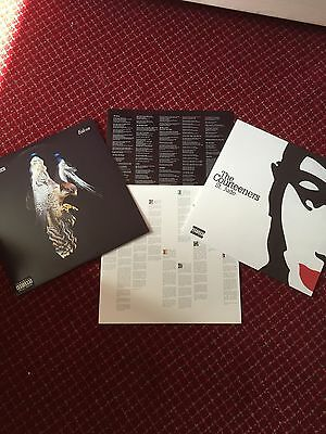 The Courteeners St Jude and Falcon Vinyl Lp's Mint And Never Played!! Ultra Rare