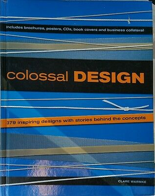 Colossal Design Book Graphic Learn Draw Compose Architecture Art Education
