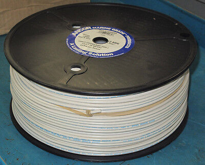 Ancor 12G Primary Wire White 1000ft Reel (#106999)
