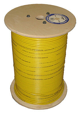 Ancor 8G Primary Wire Yellow 1000ft Reel (#111999)