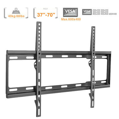 Lcd Led Plasma Tv Small Fixed Fix Wall Mount, Screen Bracket, 40 42 46 50 55 60