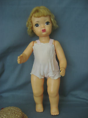 TERRI LEE DOLL - 1950's - WITH UNION SUIT -