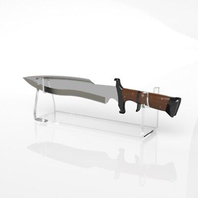 Premium Knife Display Stand / Knife Holder / Hunting Knife Surviving Knife