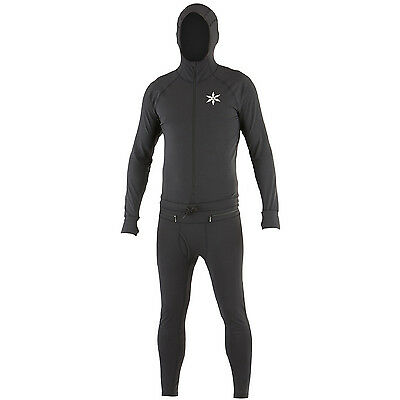 Airblaster Classic Ninja Suit (Black) Base Layer