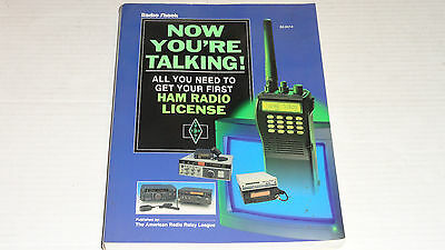 Radio Shack 1993 All You Need to Get Your First Ham Radio License - New