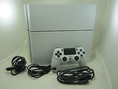 PLAYSTATION 4 PS4 500GB Console Glacier White - AUS SELLER