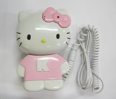 5 x units KXT-329 Small Hello Kitty wired Phone