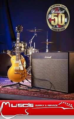 Gibson Marshall 50th Anniversary Les Paul Gold Top $16999 (Guitar Only)