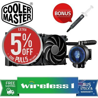 Cooler Master MasterLiquid Pro 240 240mm Liquid CPU Cooler
