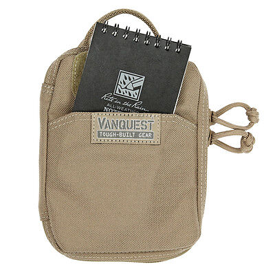 VANQUEST Personal Pocket Maximizer PPM-Husky 2.0 EDC Organizer Pouch UPGRAD 2017