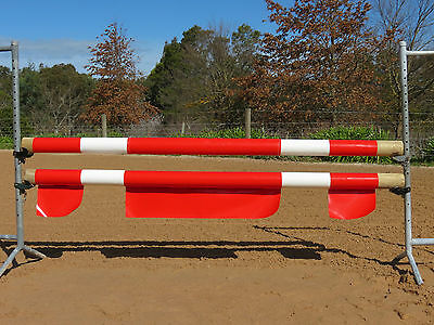 Horse Jumping NEW Adjustable Jump Colours Whole Jump Set