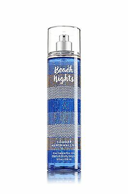 Bath and Body Works Summer Marshmallow Beach Nights Fragrance Mist
