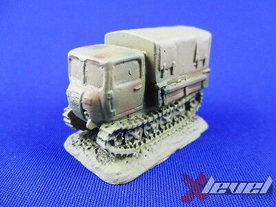 RSO Tractor [x1] German [Flames of War] Primed