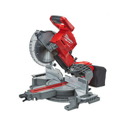 MILWAUKEE battery Kapp- & Mitre saw M18 FMS254-0 Without Battery/Lader mit blade