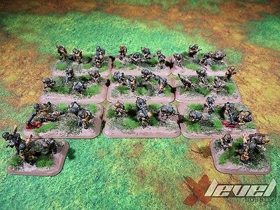 Fallschirmjager Company [Battlefront] [x1] German [Flames of War] Painted