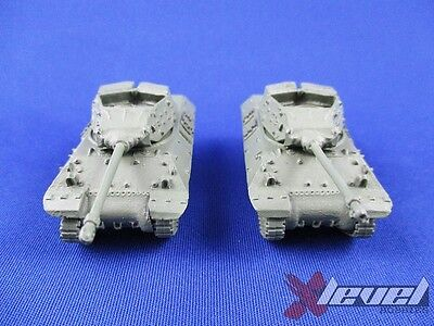 UBX10 M18 Tank Destroyer – No Crew [x2] USA [Flames of War] Primed