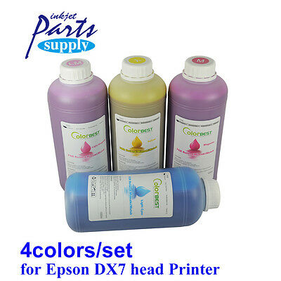 4colors x 1000ml Eco Solvent Ink in Bottle for Roland VS640 RA640 XF640 RE640