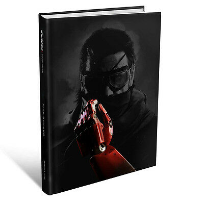 ★ Metal Gear Solid V ★ The Complete Official Guide Collector's Edition (EN)