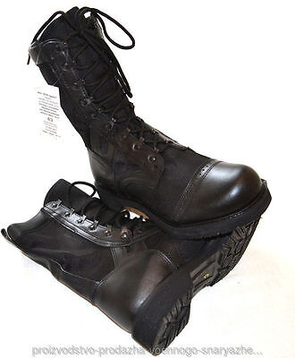 Original Russian Army Boots VKBO Lightweight Summer Leather/Cordura by BTC Group