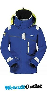 2015 Musto MPX Offshore Gore-Tex Race Jacket in Surf Blue SM1266