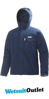 2016 Helly Hansen Squamish CIS 3-in-1 Jacket Evening Blue 62368