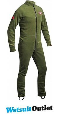 2017 Nookie ICEMAN Thermal Suit TH20 - Airforce Green
